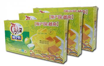 Bánh đậu xanh dừa (trọng lượng 180gr)