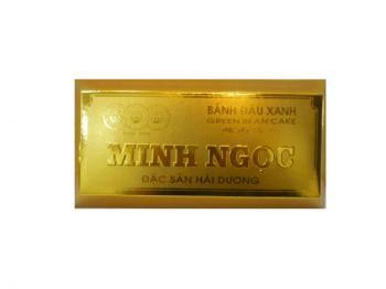 Bánh đậu xanh Rồng Vàng Minh Ngọc (KHA15 trọng lượng 300g)