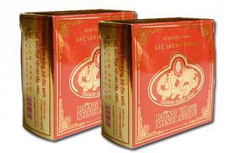 Bánh cưới - Bánh đậu xanh Rồng Vàng Minh Ngọc loại nhỏ (KHA21)