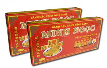 Bánh Vàng dài Rồng Vàng Minh Ngọc(KHA3 trọng lượng 180g)